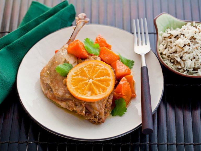Рецепты приготовления утки