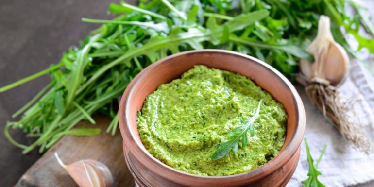 Other recipes of pesto sauce