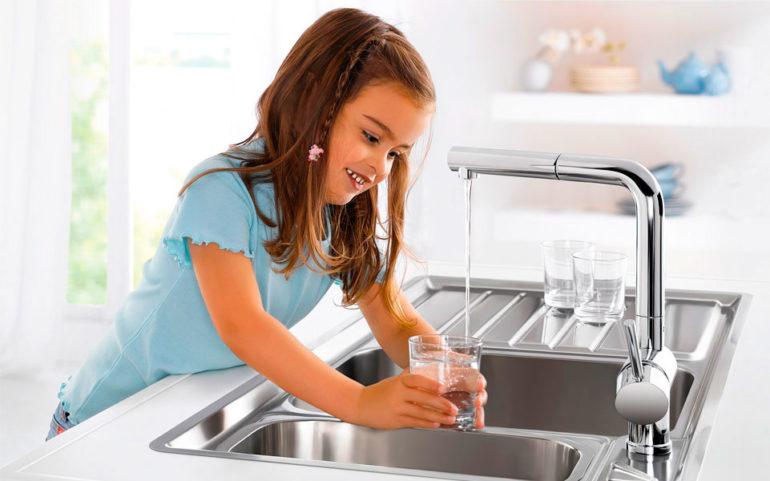 Что такое фильтр для воды и принцип его работы?