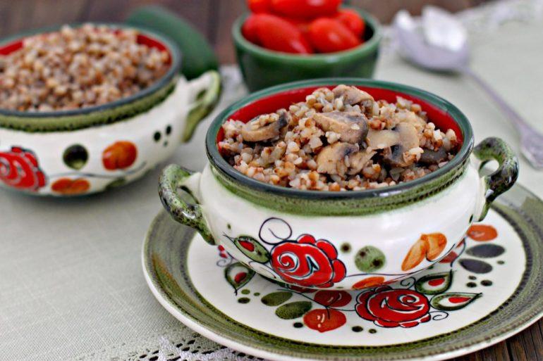Способы приготовления гречки