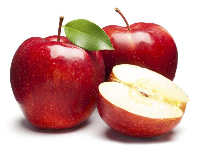 Какие яблоки брать для начинки?