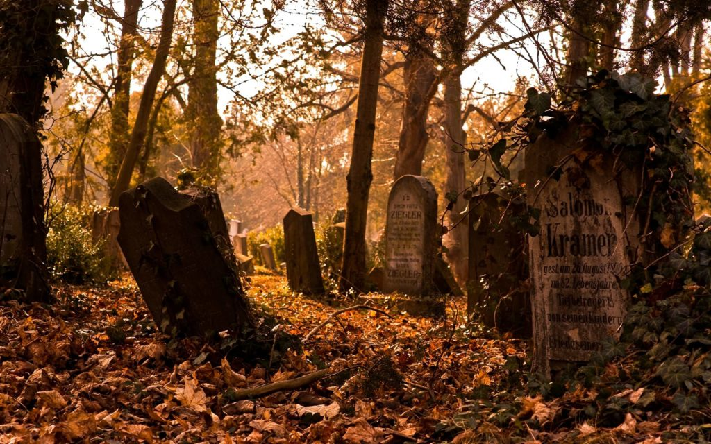 Сонник искать что то на кладбище