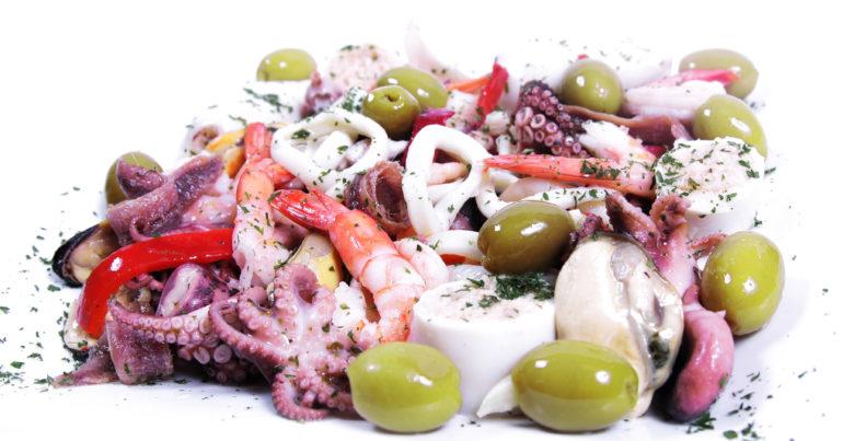 Рецепты приготовления кальмаров