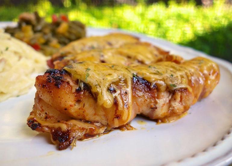 Рецепты куриных ребер