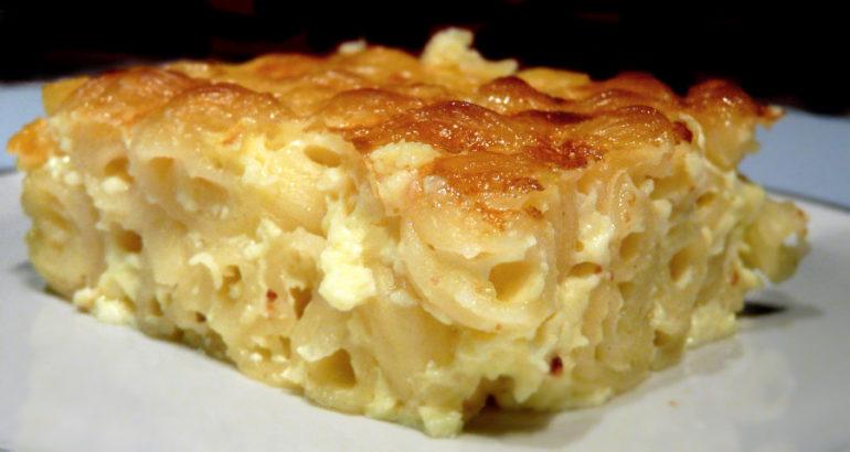 Запеканка из макарон – универсальное блюдо для всей семьи