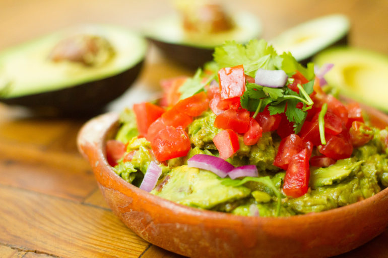 Рецепты гуакамоле