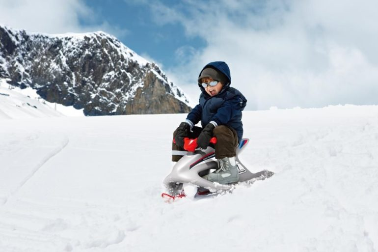 Как выбирать снегокаты для детей от 3 лет