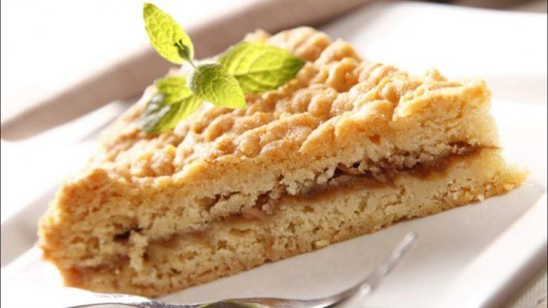 Тертый пирог с вареньем – основные рецепты
