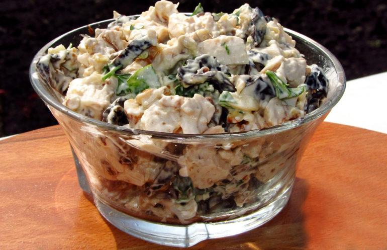 Популярные рецепты салатов