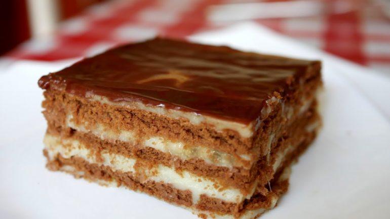 Варианты приготовления торта