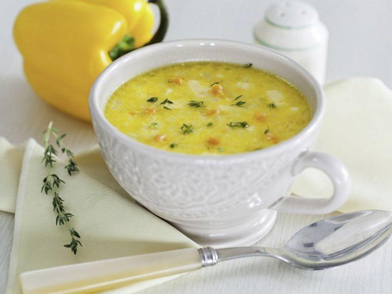 Сырный суп – блюдо для гурманов