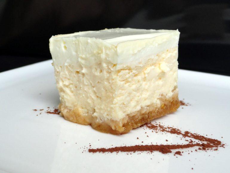 Как приготовить американский десерт?