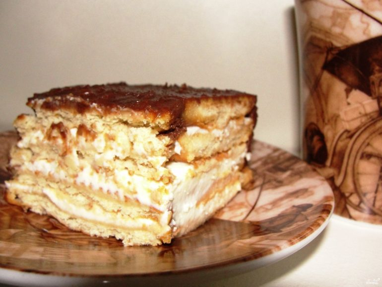 The most delicious pastry cake recipes