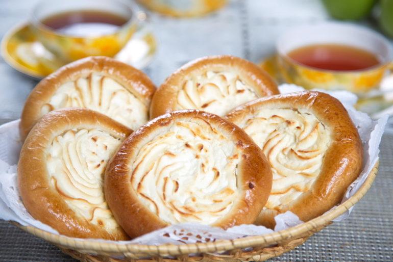 Ватрушка – старинное русское блюдо