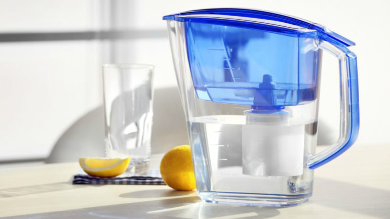 Чистка воды дома
