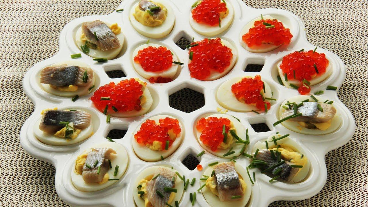 Фаршированные яйца: 10 самых вкусных вариантов блюда