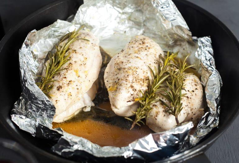 Приготовление филе