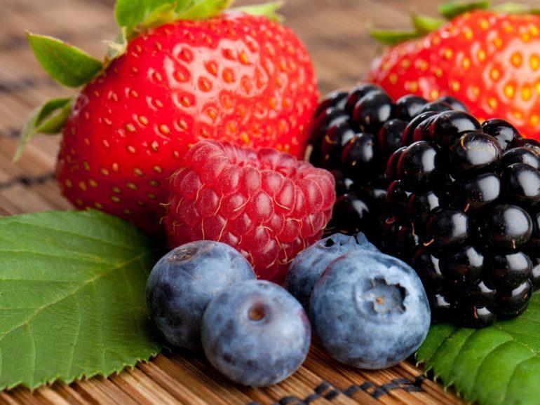 Рецепты фруктового салата