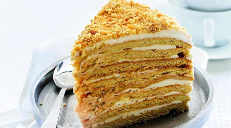 Способы приготовления торта