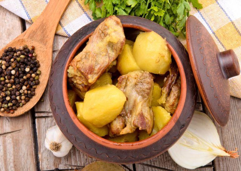 Лучшие рецепты картошки в горшочках