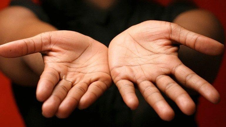 Дополнительные символы на руках