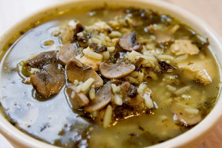 Рецепты приготовления супа