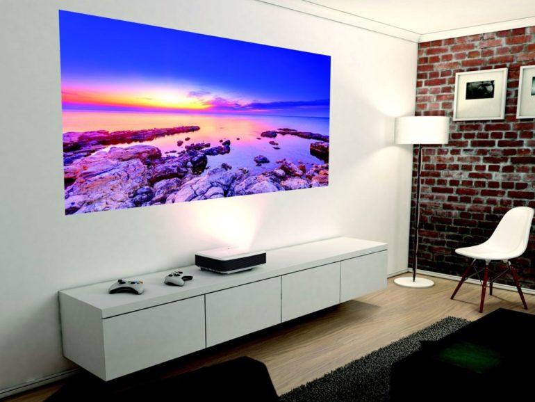 Выбор проектора для дома