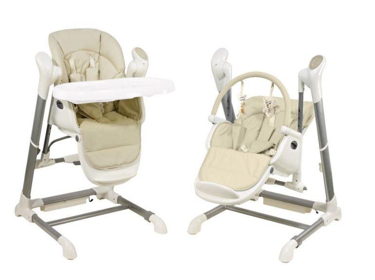 Выбор детского стульчика