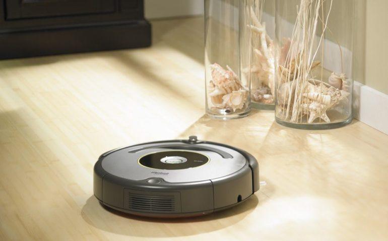 Устройство и принцип работы робота-пылесоса