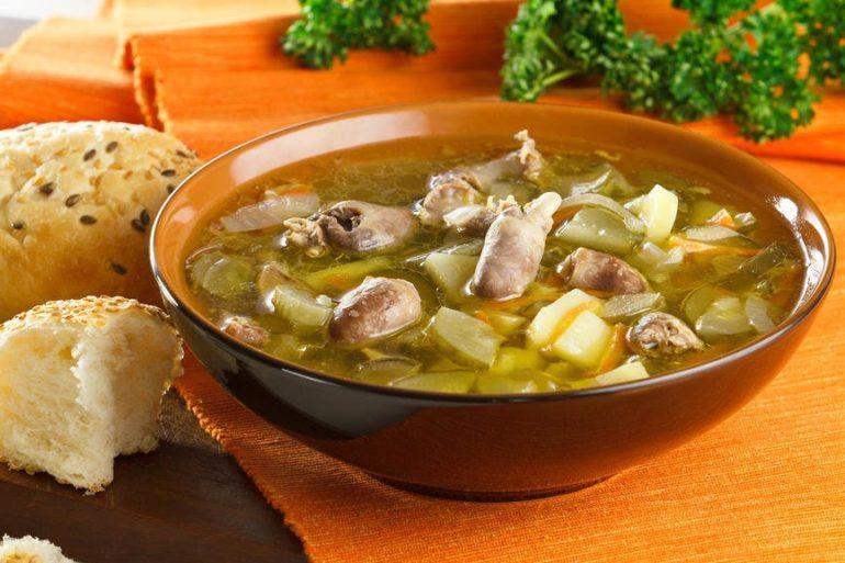 Варианты приготовления супа
