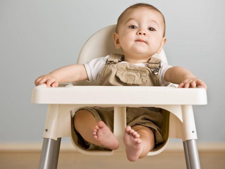 Виды кормильных стульев