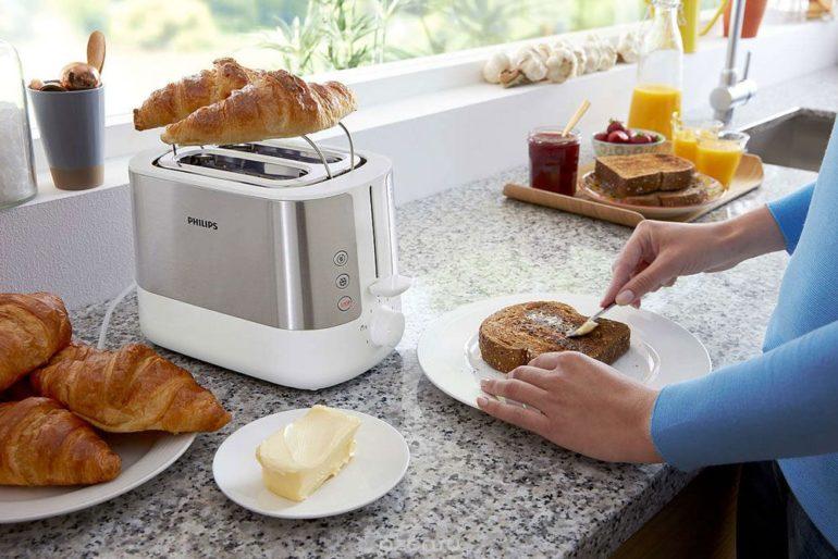 Как выбрать тостер?
