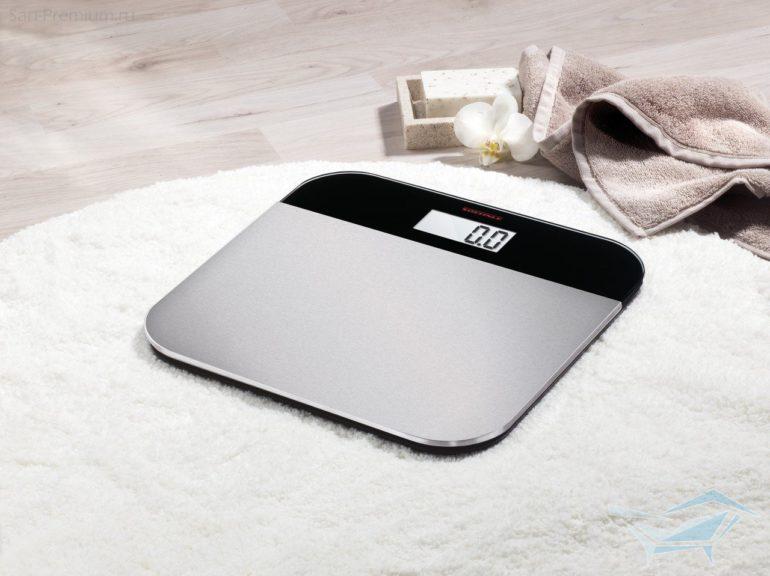 Устройство и принцип работы напольных весов