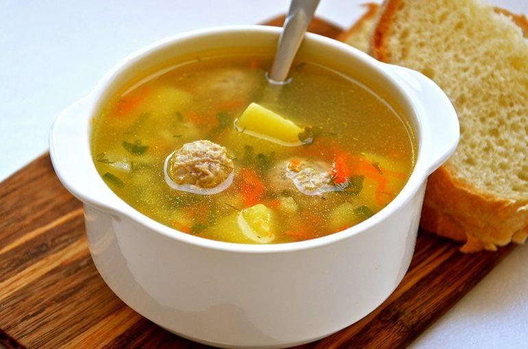 Способы приготовления супа