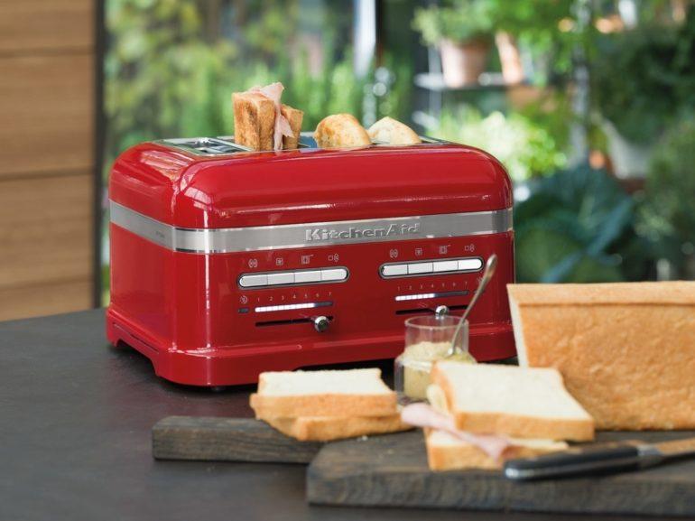 Лучшие модели тостеров