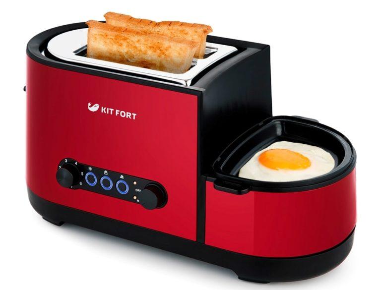 Рейтинг лучших моделей тостеров