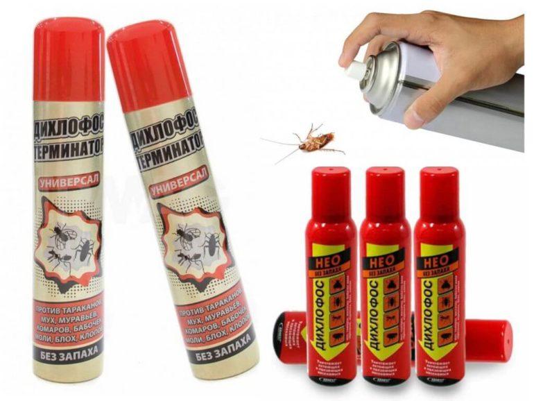 Эффективные стредства от тараканов