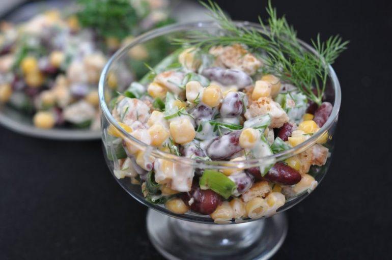 Самые вкусные варианты салата