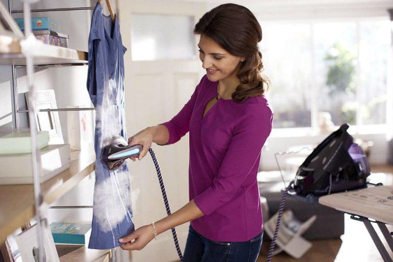 Что такое отпариватель для одежды?