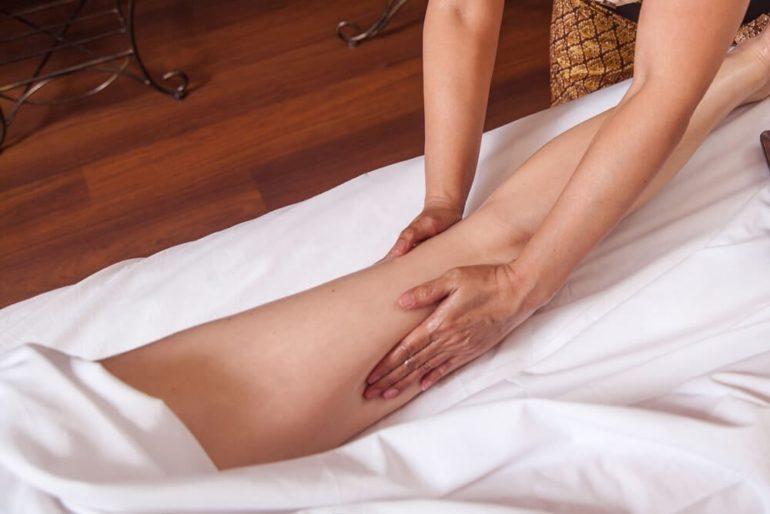 Части тела для массажа
