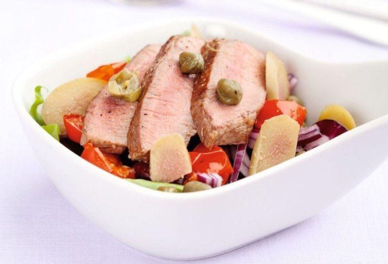 Как подготовить говядину к блюду?