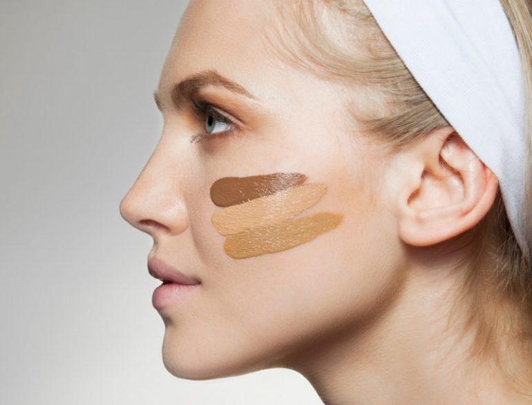 Как подобрать оттенок под цвет кожи?