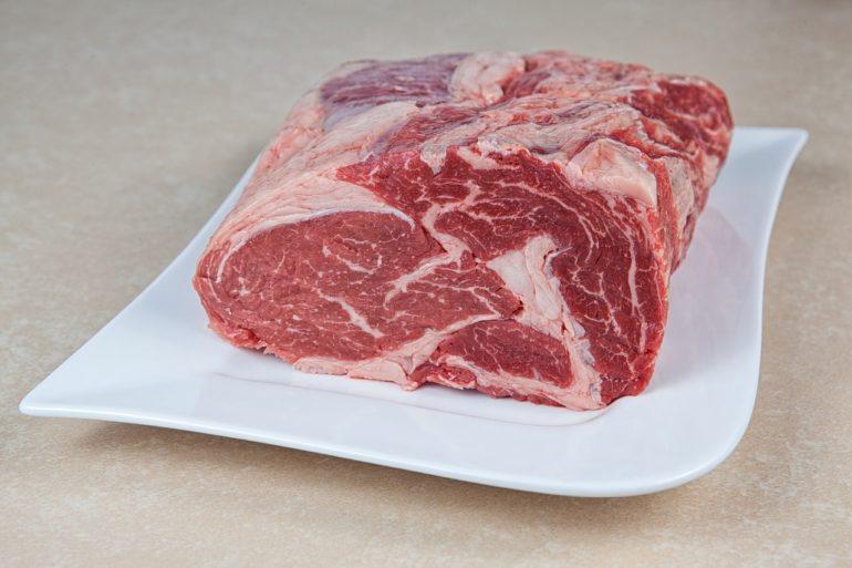 Мытье мяса