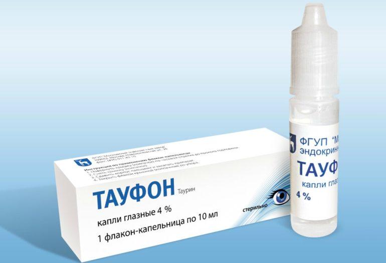 Витамины для глаз в виде капель
