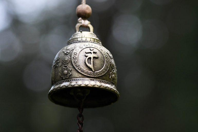 Талисман колокольчик