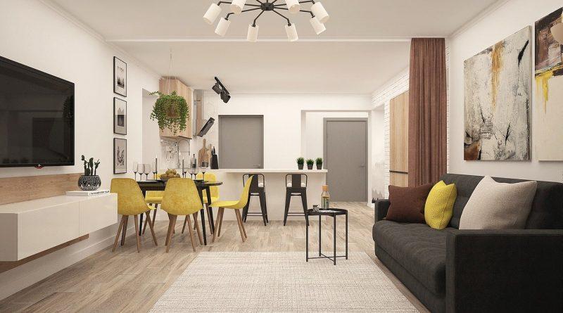 Дизайн для квартиры студии