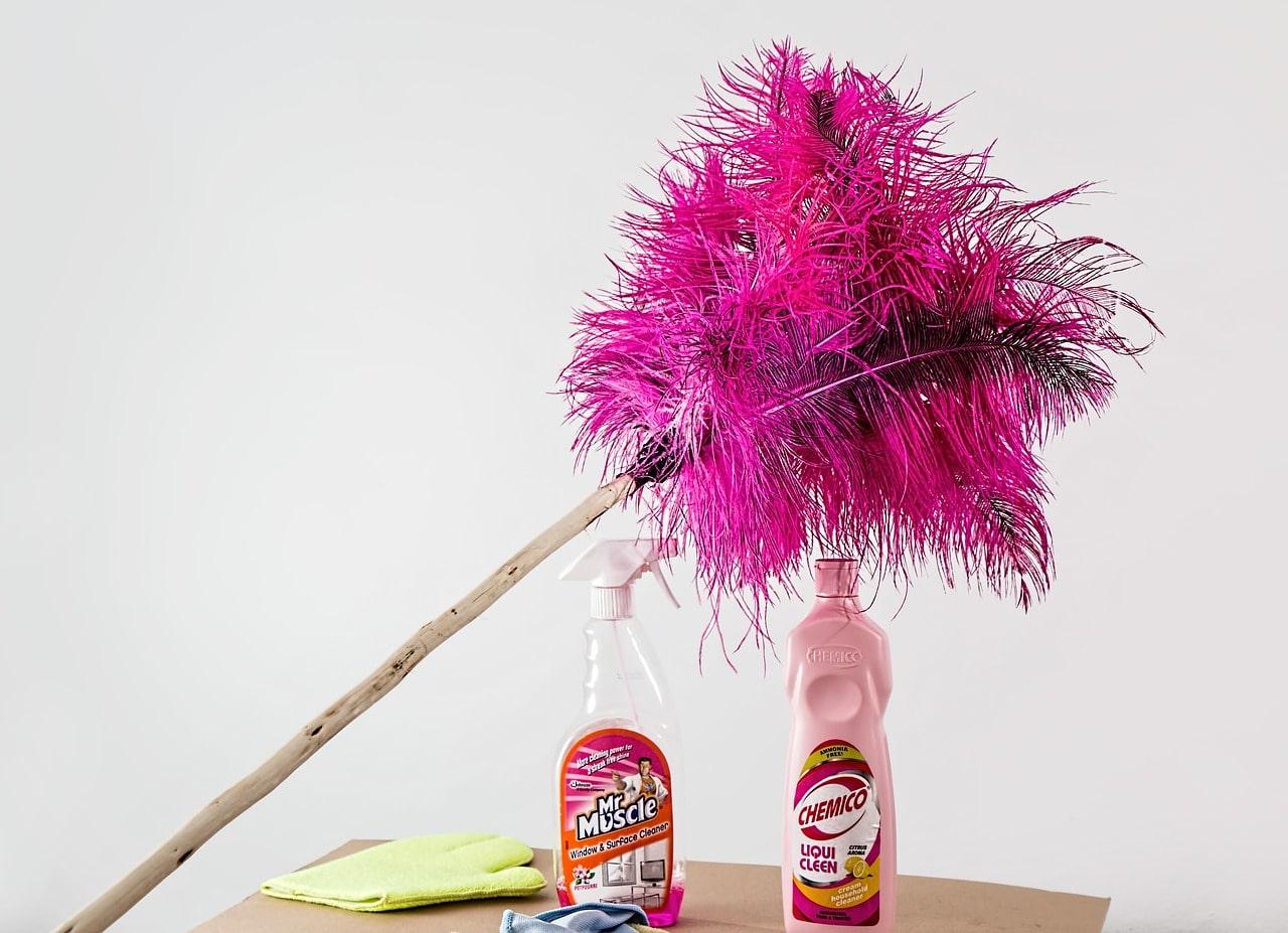 Как сохранить чистоту в доме