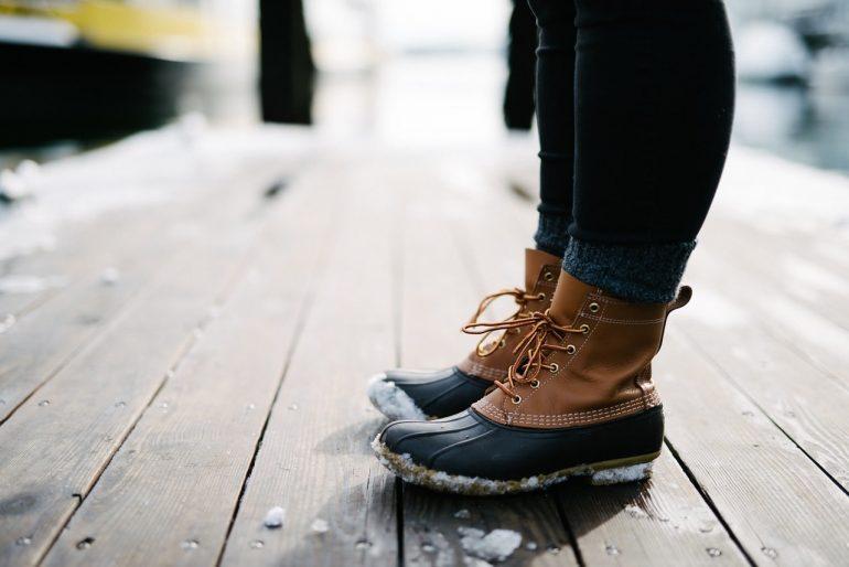 На какой обуви нельзя экономить