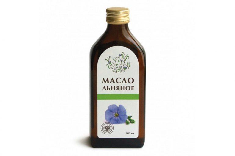 Как выбрать и хранить льняное масло
