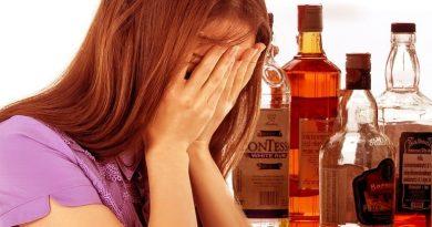Мифы о женском алкоголизме